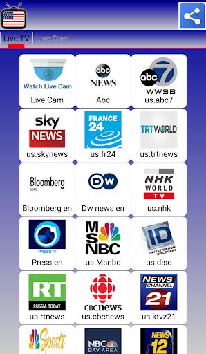 Live Iptv 2.1.1 screenshots 1
