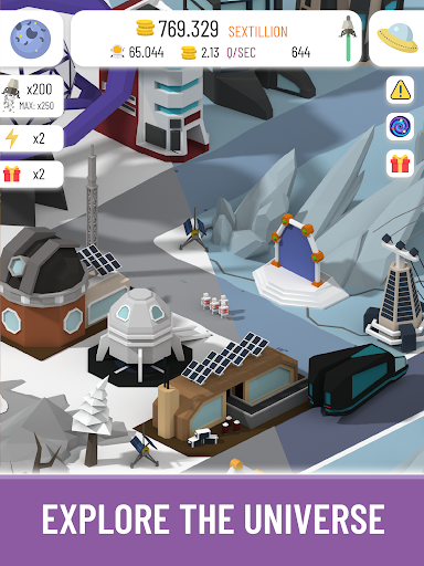Space Colony: Idle screenshots 17