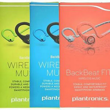 Plantrinics Backbeat Fit