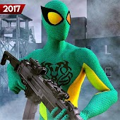 Spider Hero Sniper Shooter - Hero Forces