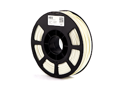 Kodak White ABS Filament - 3.00mm (0.75kg)