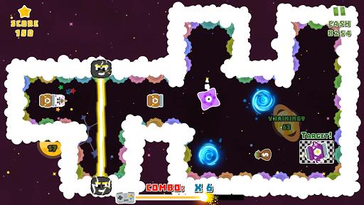 Rushy Rockets: Puzzle Blast in Space 1.04 screenshots 3