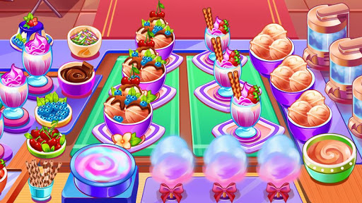 Food Fever - Kitchen Restaurant & Cooking Games 1.07 screenshots 2