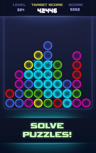Sci-Fi Bubble Breaker 2.0.1 gameplay | by HackJr.Pw 8