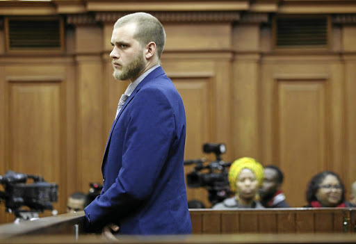 Henri van Breda was found guilty of the murder of his parents and brother, and the attempted murder of his sister.