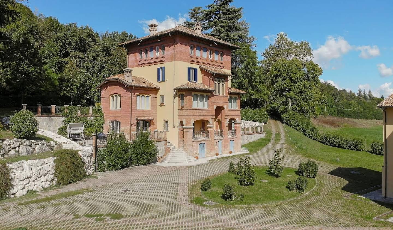 Villa avec jardin et terrasse Salsomaggiore Terme