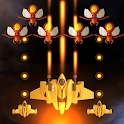 Sky Battle:Lightning Air Force Online Combat icon