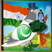 Pigeon VS India