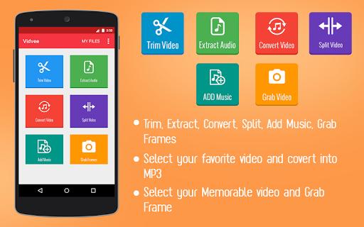 VidVee : Free Video Editor