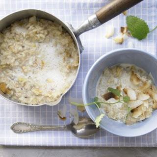 Brown-Rice Porridge.
