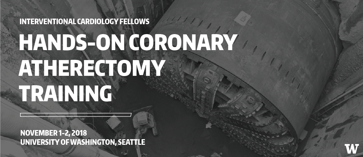 CCVI Presents Hands-On Coronary Atherectomy Training | Division of