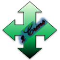 Premium Wallpaper Icon Green Old Plus icon