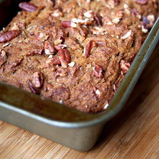 Sweet Potato Banana Protein Bread