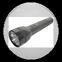 Prosta latarka LED icon