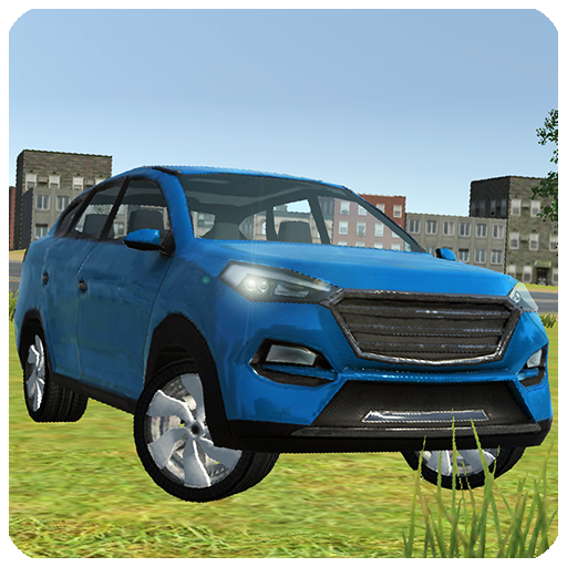 Real off-road cars: SUV