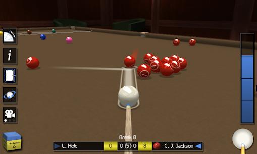 Pro Snooker 2019 3