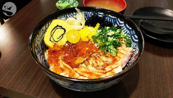 多摩食堂,台北天母,儘管藏身於巷內仍高朋滿座的絕讚日式海鮮丼飯