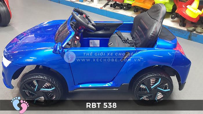 Xe hơi điện đồ chơi trẻ em RBT-538 7