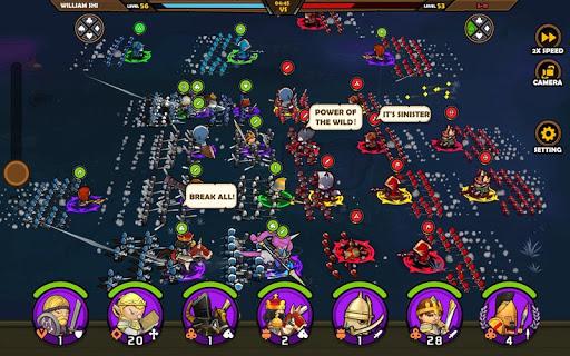 Mini Warriors screenshot 7