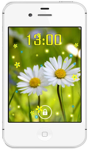 Camomile Songs live wallpaper