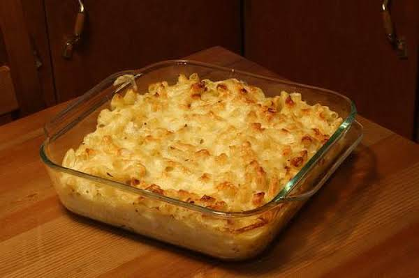 Horn And Hardart Macaroni And Cheese