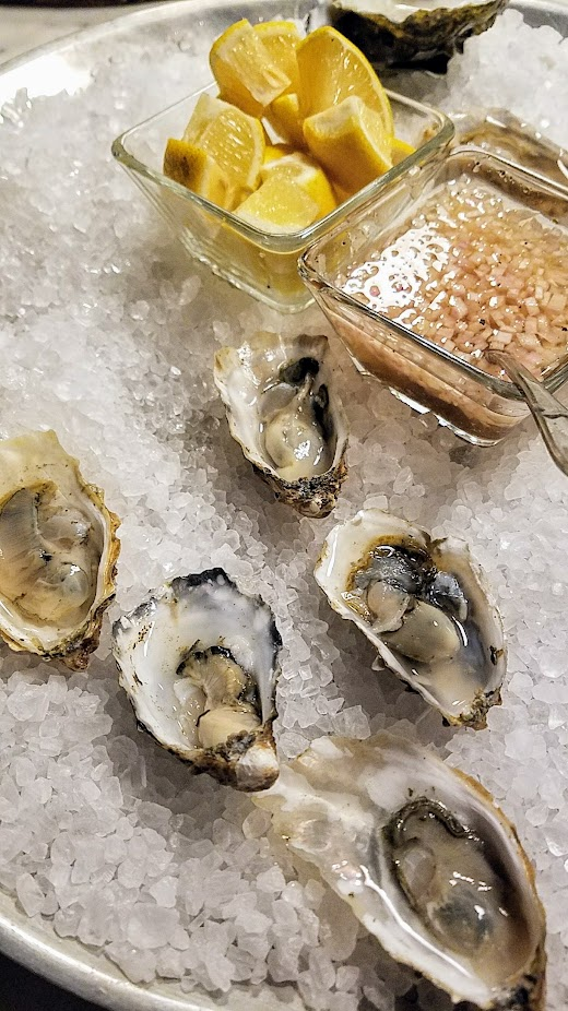 Nightwood Society's Farm 2 Turntable event, Pacific Northwest Oysters