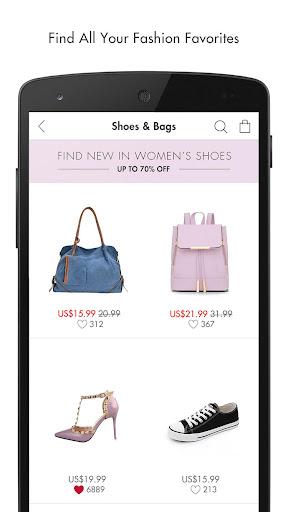 JollyChic 時尚|玩購物App免費|玩APPs