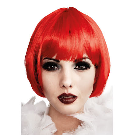 Sassy, röd