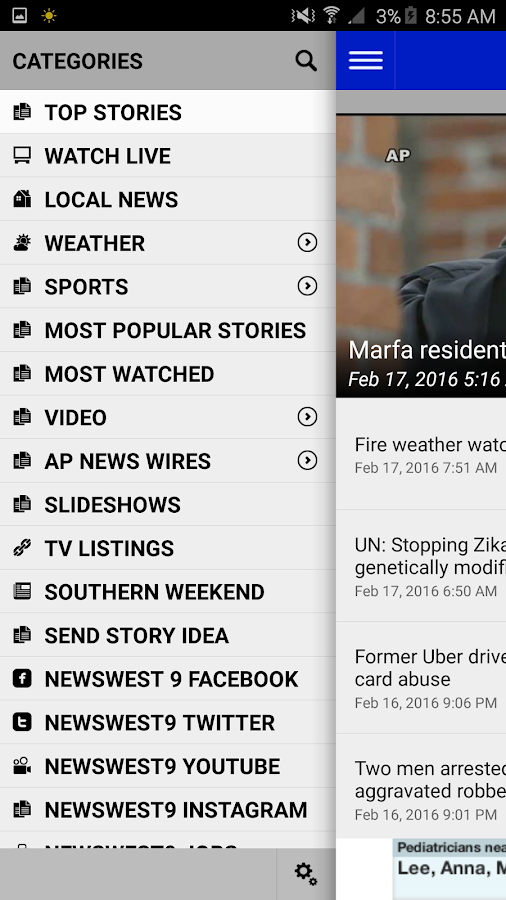 NewsWest 9- screenshot