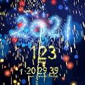 New Year countdown premium icon