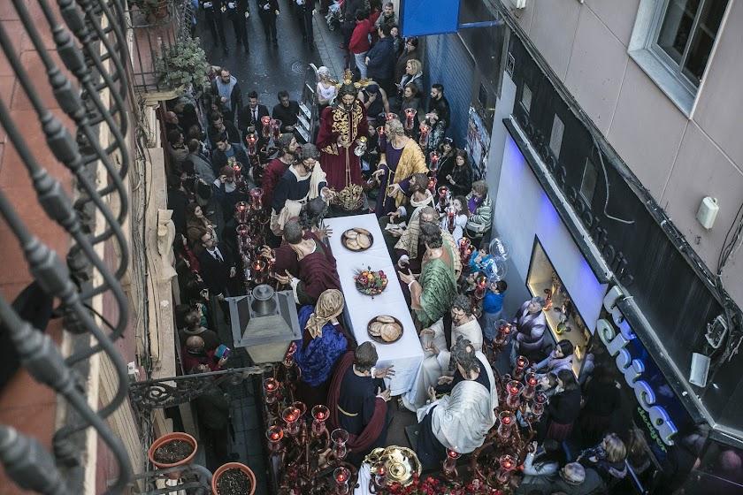 Santa Cena - Semana Santa 2018