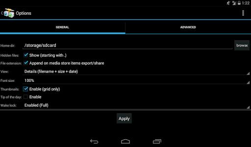 AndFTP screenshot 17