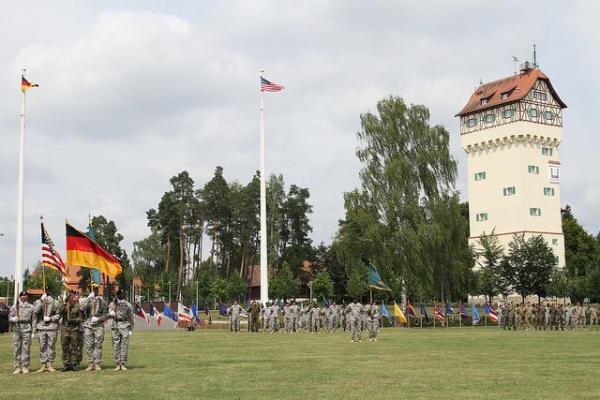 USAG Grafenwoehr Complete Info Reviews Map Militarybasesco - Germany map grafenwoehr