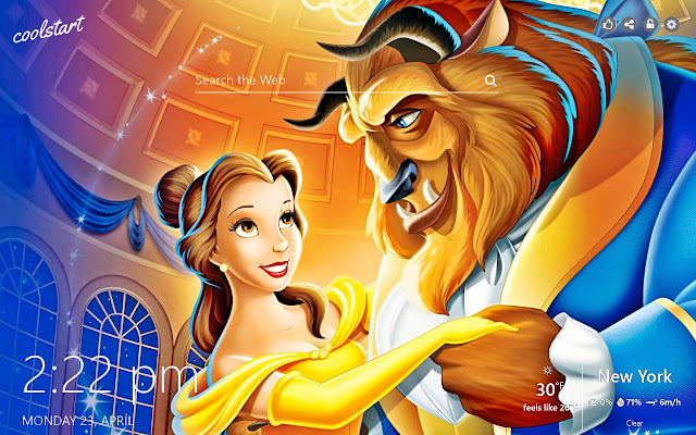 Beauty and the Beast HD Wallpapers