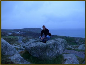 Photo: Rene at Lands End