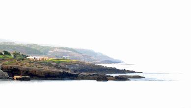Photo: Coast of Sardinia