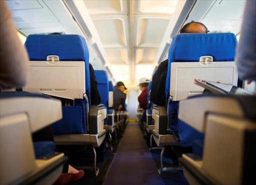 A female passenger died on a British Airways flight from Cape Town to Johannesburg on Wednesday.