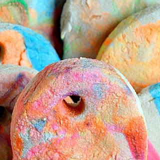 Salt Dough Easter Eggs!
