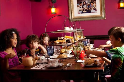 NYC's Best Kid-Friendly Restaurants