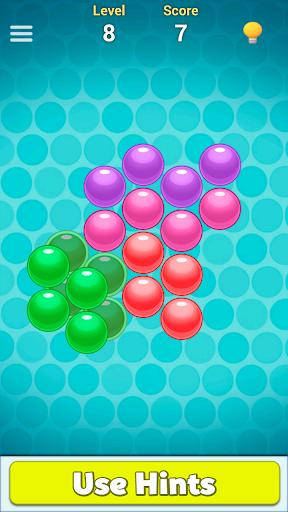 Bubble Tangram apktram screenshots 4