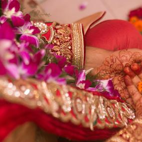 Wedding ceremony by Anurag Bhateja - Wedding Ceremony ( wedding, hindu wedding, india, indian wedding ceremony, groom )