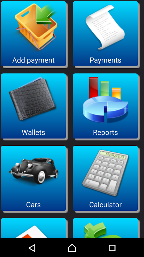 MoneyAssistant- screenshot