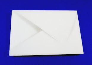 Photo: Para convites especiais com gramatura alta ou várias folhas.