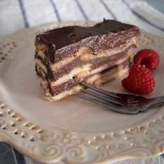 Chocolate Biscuit Pudding Without Eggs Recipes.