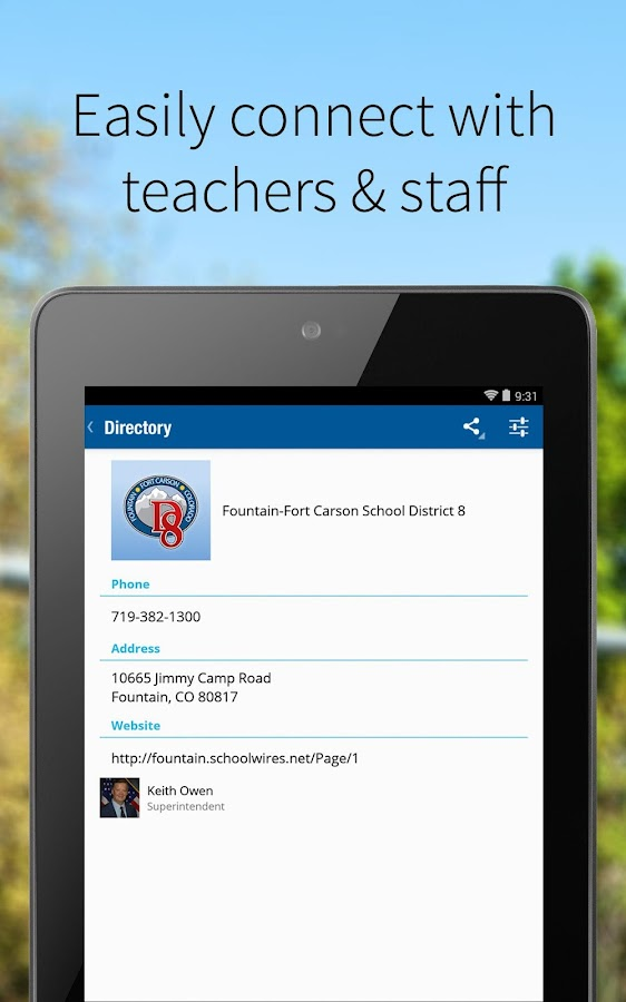 FountainFort Carson SD 8 Android Apps on Google Play