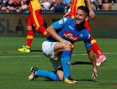 Napoli versloeg Benevento met 6-0