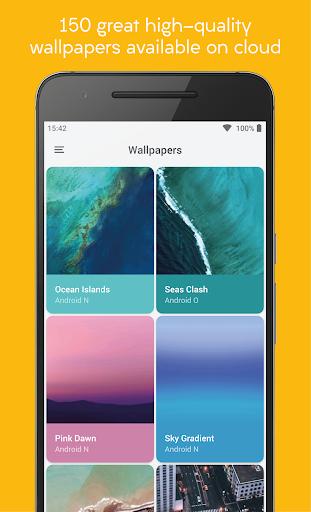 Pixelful Icon Pack - Apex/Nova/Go  screenshots 4