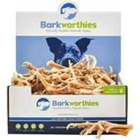 Barkworthies Pet Treat - Bulk Chicken Feet, 100ct