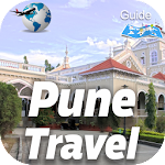 Pune Travel Guide Icon