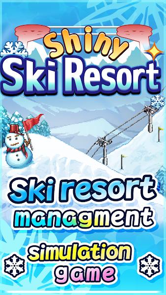 Shiny Ski Resort v1.0.3 + Mod